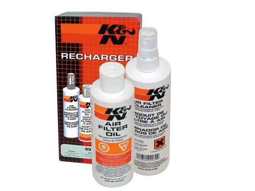 K&N 99-5050 Filter Care Service Kit - Squeeze