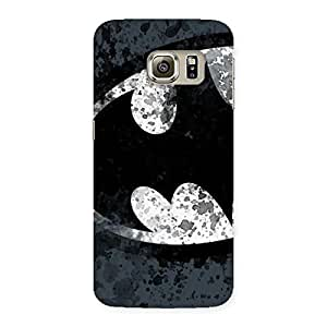 Dusty Back Case Cover for Samsung Galaxy S6 Edge Plus