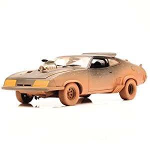 AUTOart 1/18 MADMAX2 THE ROAD WARRIOR INTERCEPTOR MUDDY FINISH