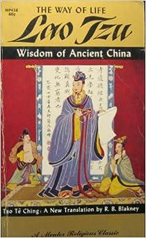 Lao Tzu the Way