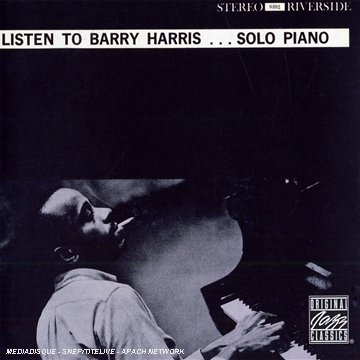 Listen To Barry Harris...Solo Piano