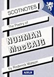 Scotnotes:The Poetry of Norman MacCaig