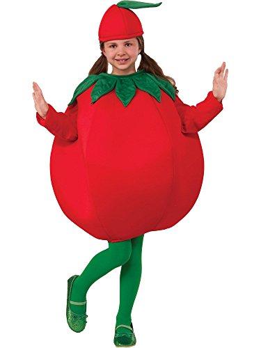 Как сшить костюм помидора на детский утренник