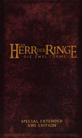 Der Herr der Ringe - Die zwei Türme [VHS]
