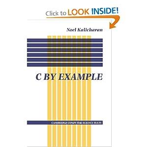 C Example (Cambridge Computer Science Texts)