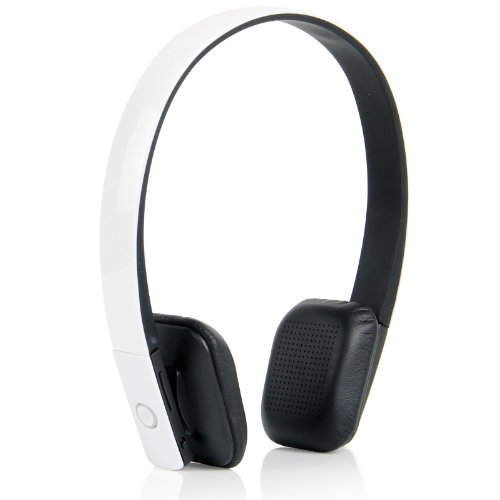 Bluedio DF610II Bluetooth Stereo Headphones (White)