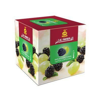 Al Fakher ( Grape with Berry )-- 250g ...1 PACK- NEW !!! (Al Fakher Tobacco Grape compare prices)