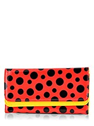 Daphne Womens Wallet (Red) (XW15-0006RD)
