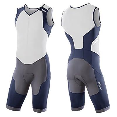2XU Men's Dark Shield LD Trisuit