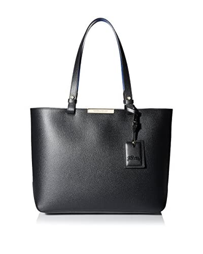 Longchamp Women's Le Foulonné City Medium Tote Bag, Black
