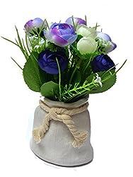 BUCKLE UP Elegant & Premium Quality Artificial Flowers