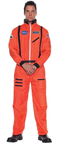 Astronaut Costume - One Size - Chest Size 42-46