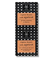 APIVITA Express Beauty with Apricot Gel 2 x 8ml Sachets