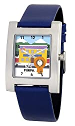 South Park Men's D1517S094 Kuban Collection Kenny Blue Leather Watch