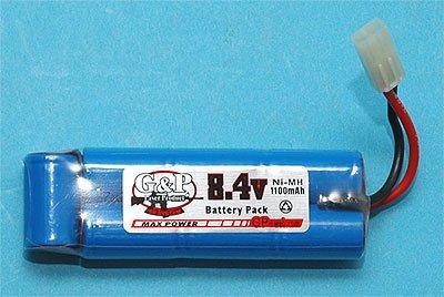 G&P 7.2V 3300mAh Ni-MH Large Type Battery GP864
