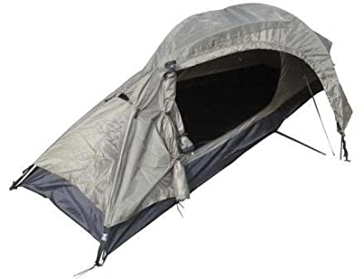 Mil-tec One Man Olive Green Recon Tent from Mil-tec