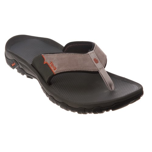 Teva Men'S Katavi Thong Outdoor Sandal,Walnut,9 M Us front-1013780