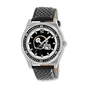 Mens NFL Pittsburgh Steelers Championship Watch by NFL Officially Licensed