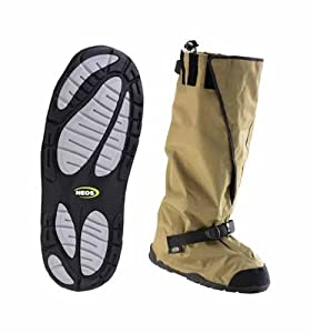 Honeywell Safety TRS7-XL NEOS Trekker Hi Nylon Overshoe, X-Large, Mushroom