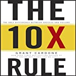 The TenX Rule: The Only Difference Between Success and Failure | Grant Cardone