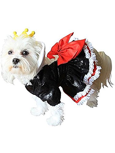Alice In Wonderland Queen of Heart Pet Costume