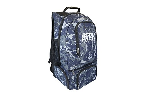 IsoPack / Military Edition Navy / Insulated Lunch Bag / Isolator Fitness - 1