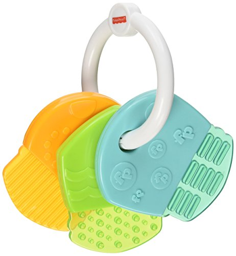 Fisher-Price My First Teether Keys - 1