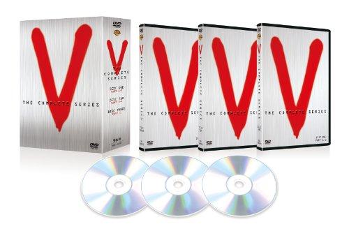 V [ビジター] アンコール DVDコレクターズボックス