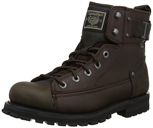 Cat Footwear BRENT, Stivaletti Chukka Uomo, Marrone (Braun), 45 (11 uk)