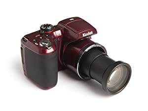 Kodak Easyshare Z5120 Digital Camera - Cranberry