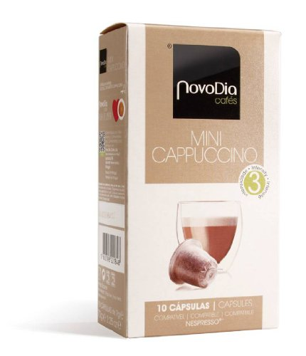 Purchase Nespresso Compatible Capsules - MINI CAPPUCCINO - 10 caps / box (TOTAL: 60 caps) - The Capsoul, S.A. - Barcelona