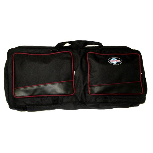 Best Buy! World Tour KC18S10 Deluxe Padded Keyboard Bag 38 X 15X 6