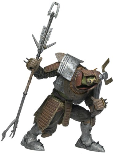 Ultima Online Warlord Kabur Collectible Action Figure