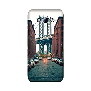 StyleO Designer Back Cover for Samsung Galaxy A8