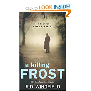 R.D. Wingfield - A Killing Frost Audiobook (12 cds)