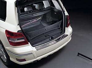 Mercedes benz genuine oem rear cargo net glk for Mercedes benz cargo net