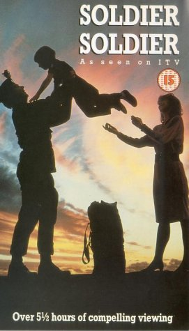 Soldier Soldier [VHS] [Import]