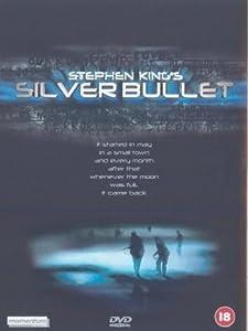 Stephen King's Silver Bullet [1985] [DVD]