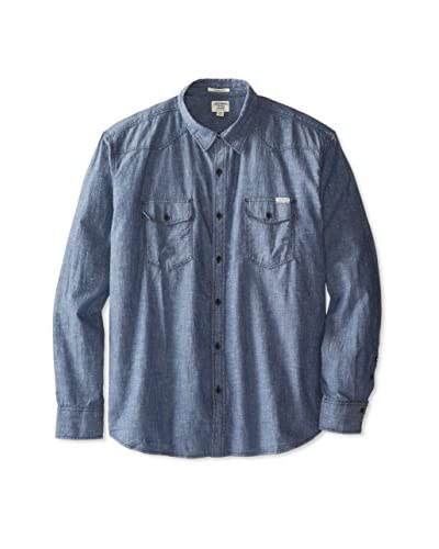 Lucky Brand Men's Coyote Hills Western Shirt