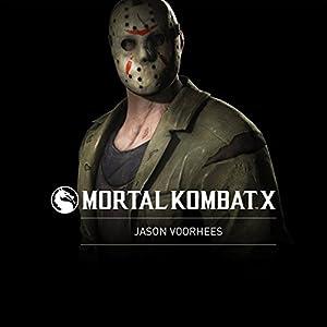 Mortal Kombat X: Jason Voorhees - PS4 [Digital Code]
