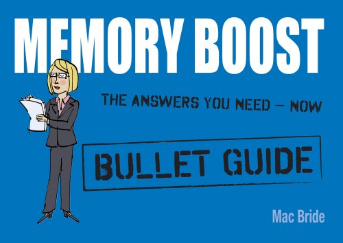 Memory Boost (Bullet Guides)