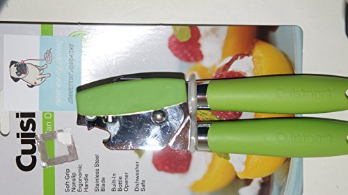 Cuisinart CTG-01-COG Can Opener, Green (Cuisinart Handle Can Opener compare prices)