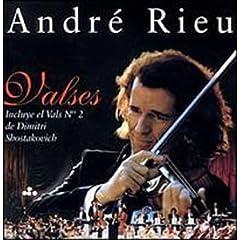 Andre Rieu - Waltzes (1999)