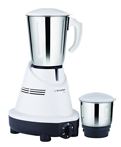 Check Out This Premier Cute Twin Jar Mixer Grinder, 550 Watts