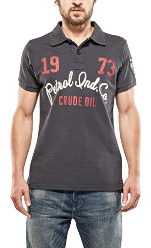 Petrol Industries -  Polo  - Uomo blu 591 L