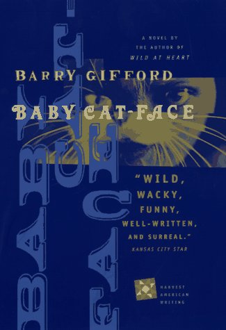 Baby Cat-Face (Harvest American Writing) front-816051