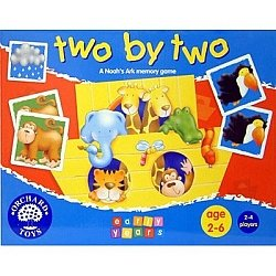 Two By Two Memory Game