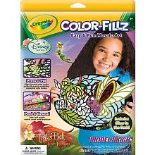 Crayola Disney Tinker Bell Color-fillz - 1