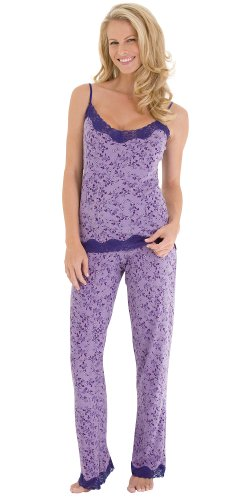 Flirty Floral Modal Lounge Set
