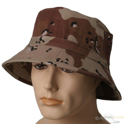 Camouflage Bucket Hats/ Desert - Buy Camouflage Bucket Hats/ Desert - Purchase Camouflage Bucket Hats/ Desert (e4Hats, e4Hats Hats, Womens e4Hats Hats, Apparel, Departments, Accessories, Women's Accessories, Hats)